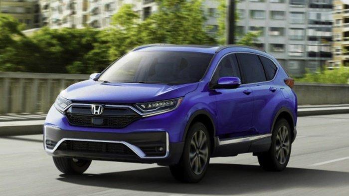 Tak Ada Lagi Tongkat Persneling, Ini Bocoran Wajah Baru Honda CR-V 2020 Tawarkan Teknologi Hybird