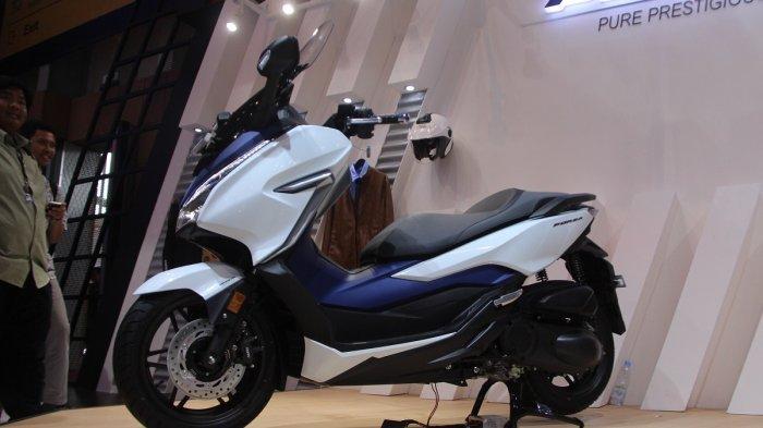 Honda Forza, Strategi Honda Rebut Pasar Skutik Premium, Lihat Harga dan Spesifikasinya