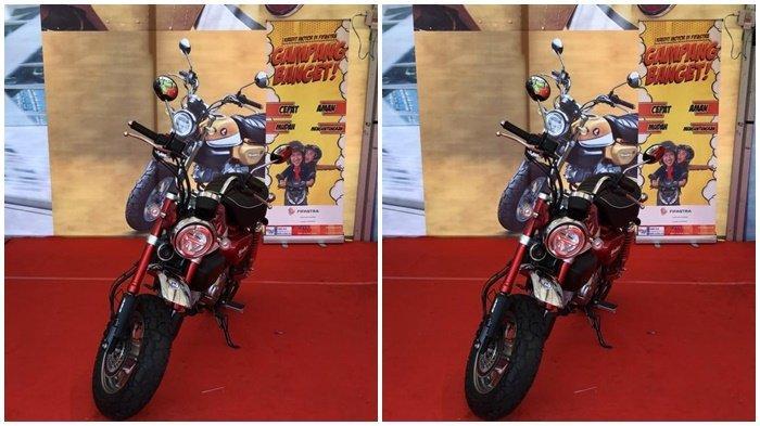 Honda Monkey Digemari di Balikpapan, Diproduksi di Thailand, Inden Motor Ini hingga Akhir Tahun 2020