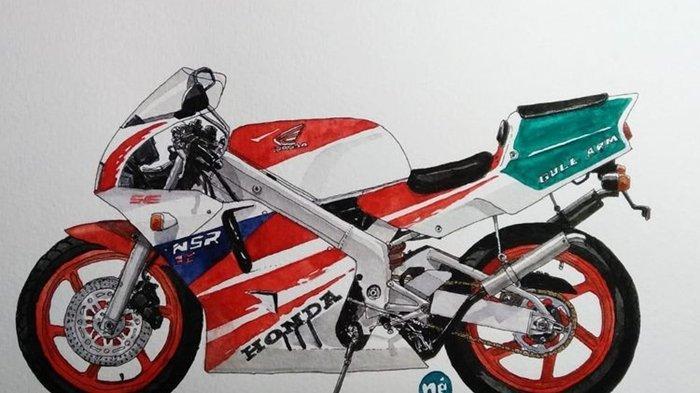 Berpotensi Jadi Investasi, Ini 7 Motor Lawas yang Memiliki Harga Tinggi, Salah Satunya Honda NSR250R