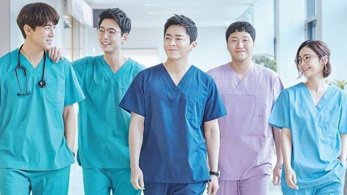 BERAKHIR, Begini Pesan Haru Para Pemain Drama Hospital Playlist Season 2 untuk Kru dan Penonton