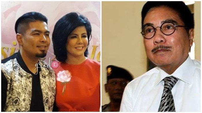 TERUNGKAP Sosok Pria Dampingi Desiree Tarigan di Bali, Hotma Sitompul tak Tuding Ibu Bams Selingkuh?