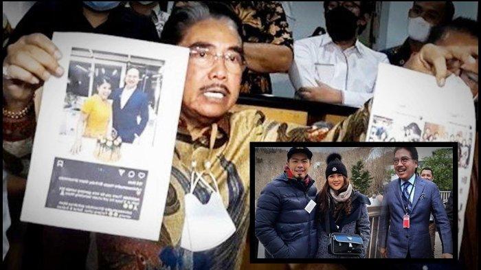 Hotma Sitompul Bongkar Kelakuan Desiree Tarigan di Bali, Ada Sosok Pria Lain, Ibu Bams Lapor Polisi