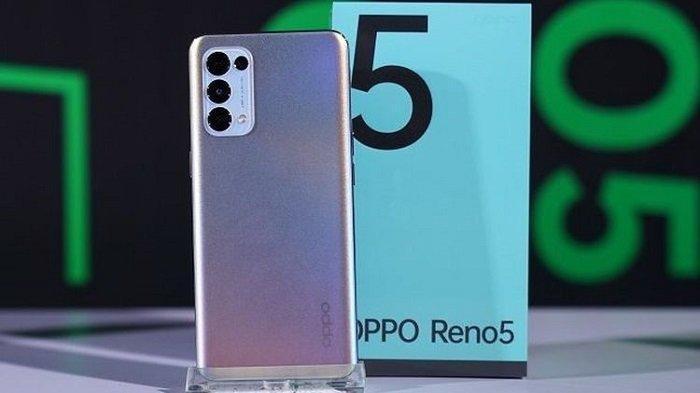 Harga dan Spesifikasi Lengkap Ponsel Oppo Bulan Februari 2021, Oppo Reno4, Oppo Reno4 F, Oppo Reno5