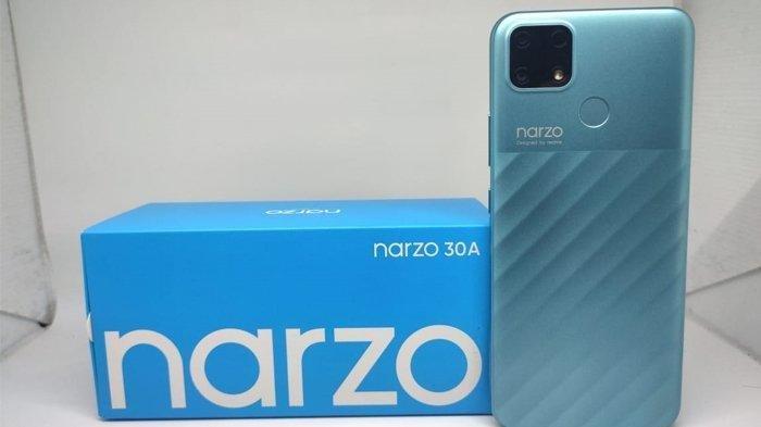 Daftar Harga HP Realme Terbaru Maret 2021, Dilengkapi dengan Spesifikasi Ponsel Realme Narzo 30A