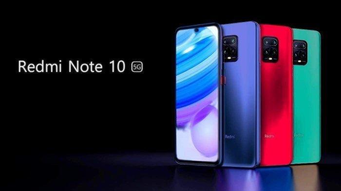 Spesifikasi Lengkap HP Redmi Note 10 dan Redmi Note 10 Pro, Layar, Kamera, Baterai hingga Harganya
