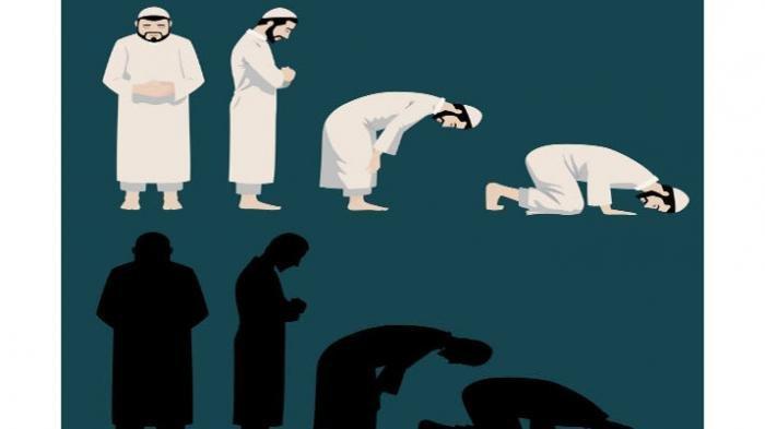 Sholat Lima Waktu Kewajiban Umat Islam, Ini Manfaat Gerakan Sholat Bagi Kesehatan Tubuh