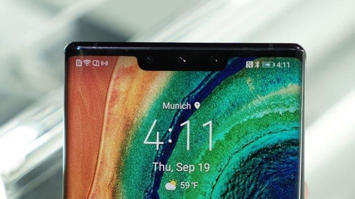 Ponsel Terbaru Huawei Mate 30 Pro, Smartphone Bersertifikasi Anti Debu dan Air IP68