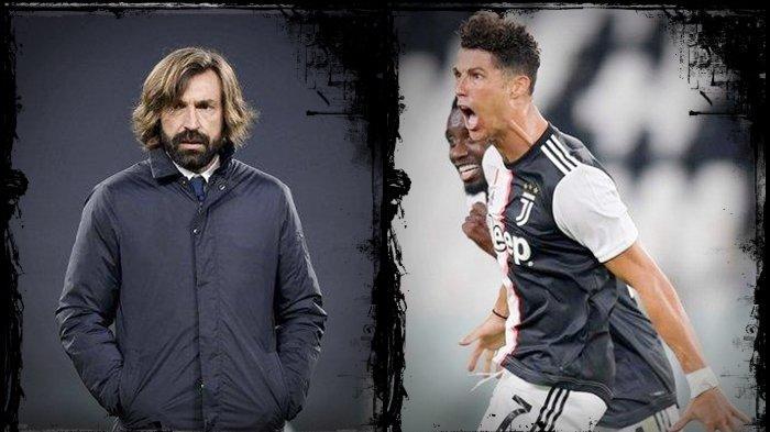 Update Liga Italia Sikap Ronaldo Buang Jersey Juventus Disorot, Respon Pirlo Singgung Pemain Bintang