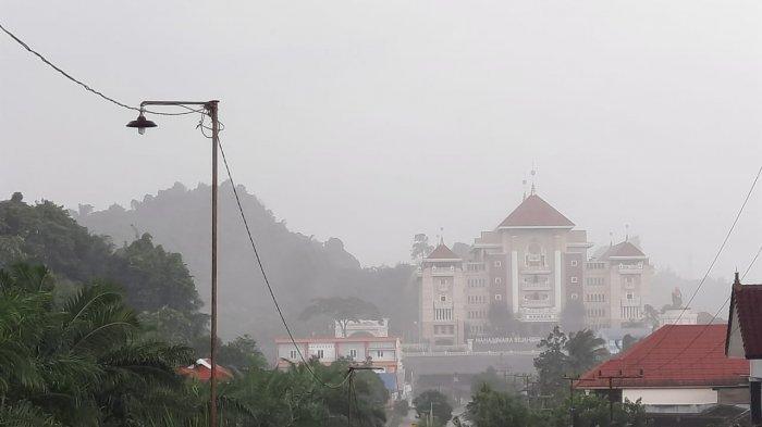 Prakiraan Cuaca Samarinda 27 Juli 2021, Sebagian Wilayah Berpotensi Hujan Ringan dan Berawan Tebal