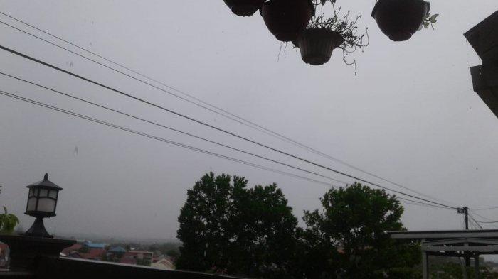 Prakiraan Cuaca Balikpapan Rabu 15 September 2021, Sore dan Malam Hari akan Berawan