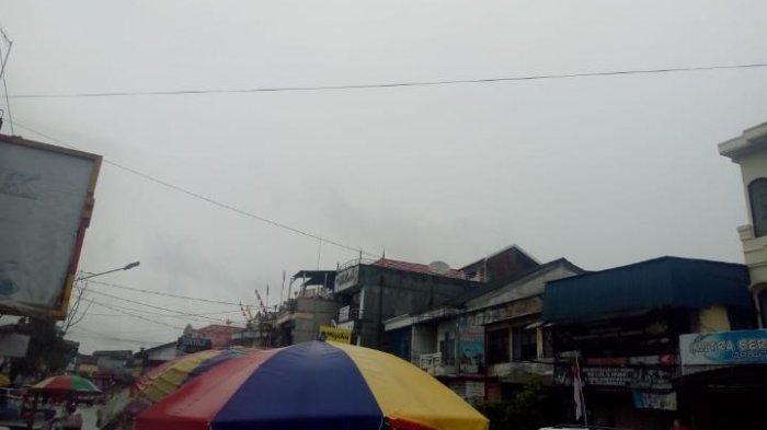 Prakiraan Cuaca Kota Samarinda Kamis 16 September 2021, Mendung Sepanjang Hari Diawali Hujan Pagi