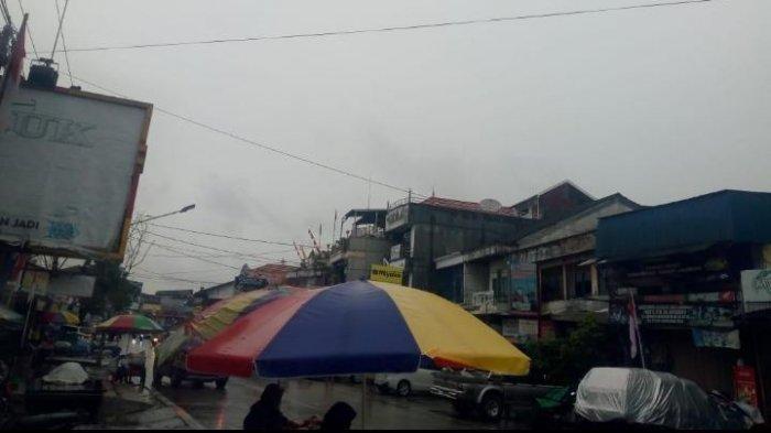 Prakiraan Cuaca Samarinda 22 Agustus 2021, Kondisi Berawan dan Hujan di Beberapa Wilayah
