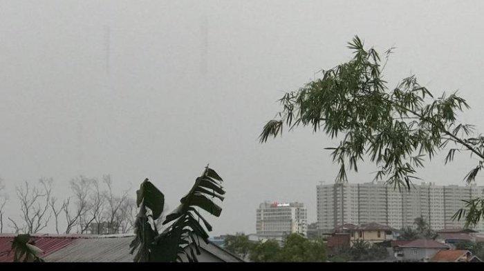 Prakiraan Cuaca Selasa 6 Juli 2021, BMKG Prediksi Hujan Ringan di Sejumlah Wilayah Balikpapan