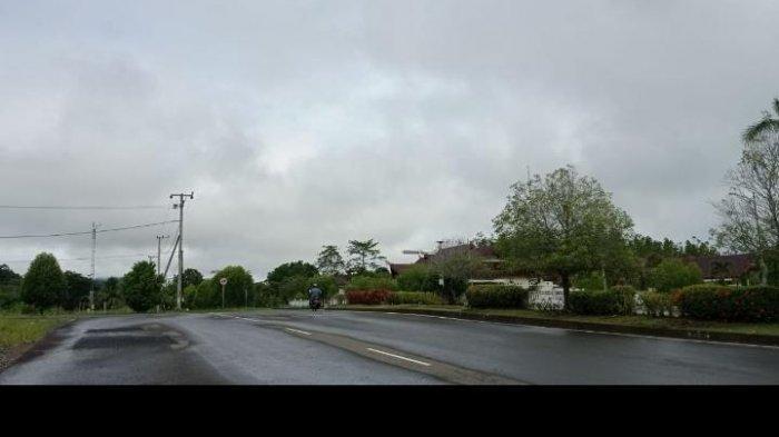 Prakiraan Cuaca Malinau, Minggu 13 Juni 2021, Hujan Ringan Berpotensi Terjadi Siang dan Malam Hari