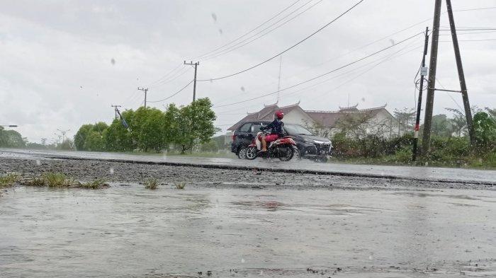 Prakiraan Cuaca BMKG Senin 14 Juni 2021, Hujan Ringan Berpotensi Terjadi di Malinau Siang dan Malam