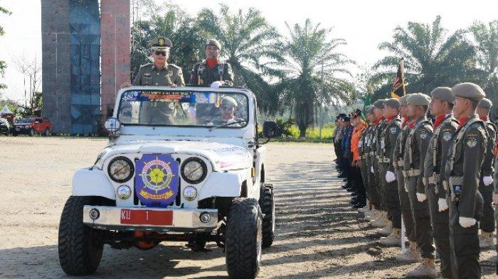 Jadi Irup, Gubernur Kaltara Tekankan Pengamanan Pilkada dan Pembentukan Dinas Damkar