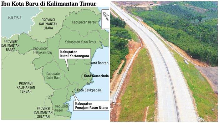 Ibu Kota Indonesia di Kaltim, Lahan Tahura di Desa Semoi II Sepaku Capai 1.000 Hektar