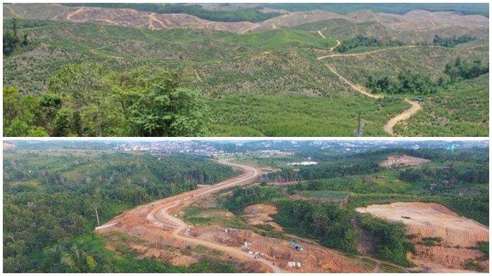 Asal Usul Nama Nagara Rimba Nusa Tema Desain Ibu Kota Negara Indonesia yang Baru di Kalimantan Timur