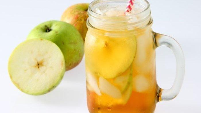 Resep Apple Iced Tea, Minuman Menyegarkan yang Cocok Disajikan Sore Hari