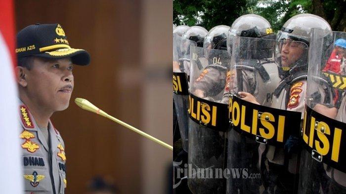 Anak Buah Idham Azis Bantah Kriminalitas Berkurang, Polisi Bongkar Kejahatan Jenis ini Meningkat
