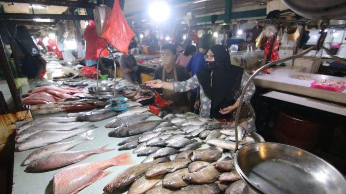 Harga Sembako di Balikpapan, Tradisi Akhir Tahun, Nilai Komoditas Ikan Merangkak Naik