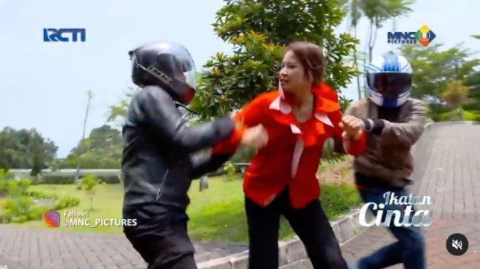 Ikatan Cinta Eps 468 Full Episode tanpa Iklan, Peneror Datangi Rumah Aldebaran, Mama Sarah Marah