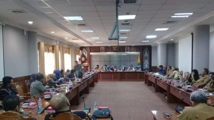 DPRD Rapat Gabungan Komisi, Singgung Perubahan Warna Sungai Segah Berau Sampai Isu Ketenagakerjaan