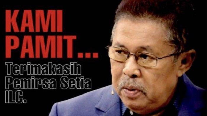 Benarkah ILC TV One Berhenti Tayang karena Penguasa? Karni Ilyas dan Menteri Jokowi Ungkap Fakta Ini