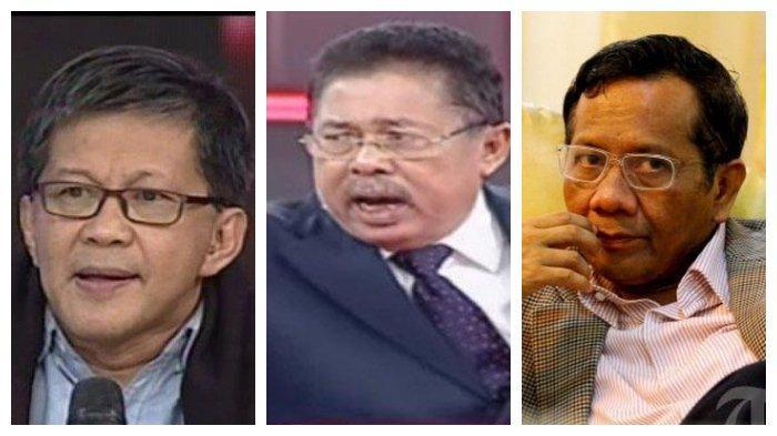 ILC Malam Ini Bahas Izin FPI, Karni Ilyas Didesak Undang Rocky Gerung, Mahfud MD Belum Beri Izin