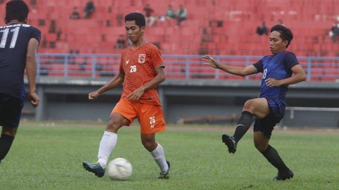 Dua Kali Tampil Jadi Starter, Ilhamsyah Optimistis Bersama Borneo FC