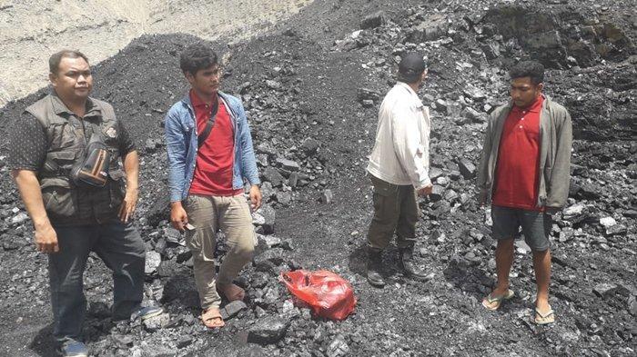 Pelaku dan Penanggungjawab Illegal Miningdi Kutai Kartanegara Diamankan Balai Gakkum LHK Kalimantan