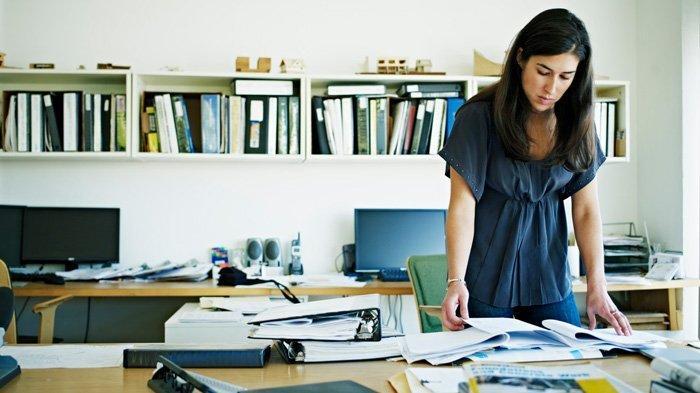 Resolusi Tahun Baru, Berikut 4 Cara agar Lebih Produktif Bekerja di Kantor
