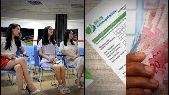 INFO TERBARU BLT BPJS Ketenagakerjaan, April 2021 Cair Rp 1,2 Juta? Begini Cara Cek Status Penerima