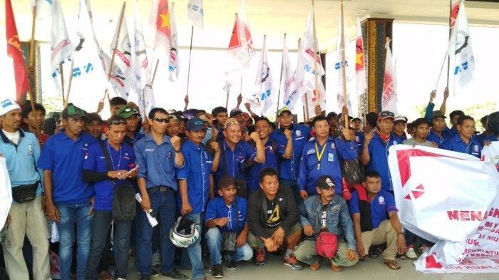 UMP 2020 Kaltara Rp 3.000.804 Gubernur Kalimantan Utara Irianto: Upah Sudah Tinggi Jangan Diturunkan