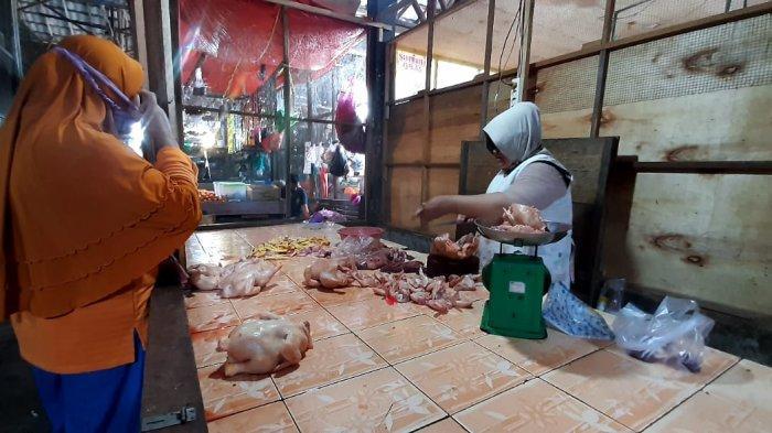 Sempat Tertunda, Pedagang di Pasar Babulu PPU Segera Direlokasi ke Pasar yang Baru