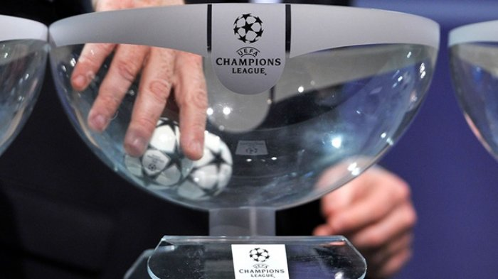 Saksikan Live Streaming Drawing Fase Grup Liga Champions 2018-2019 Malam Ini