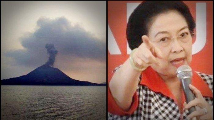 Ancaman Gempa Besar Jakarta, Megawati Akui Pikirkan Itu Sejak Jadi Presiden, Waspada Anak Krakatau