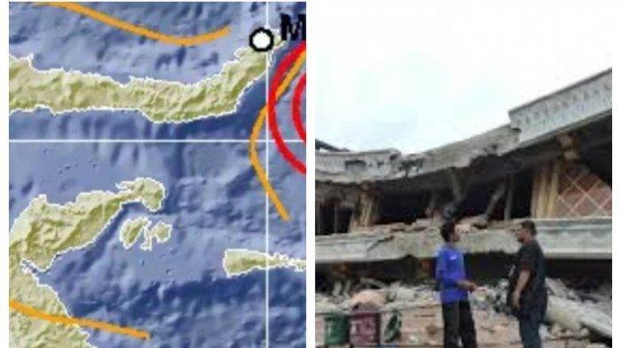 Gempa 4,8 Magnitudo Guncang Manado, Sulawesi Utara, Begini Penjelasan BMKG Soal Tsunami