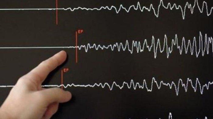 5 Gempa Bumi Hari Ini Guncang Beberapa Wilayah di Indonesia