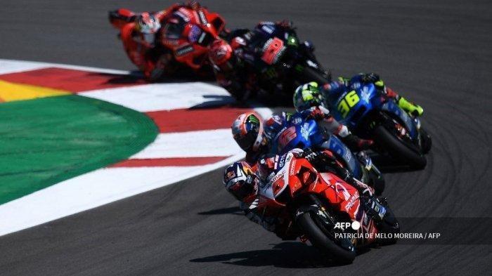 Hasil MotoGP Spanyol 2021, Fabio Quartararo Merana, Pembalap Ducati Menangi Podium