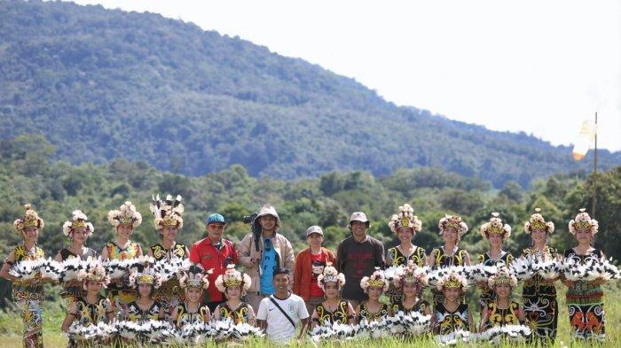 Ilustrasi HPI Malinau melirik potensi wisata di Desa Long Ampung, Kecamatan Kayan Selatan, Kabupaten Malinau, Provinsi Kalimantan Utara, beberapa waktu lalu.