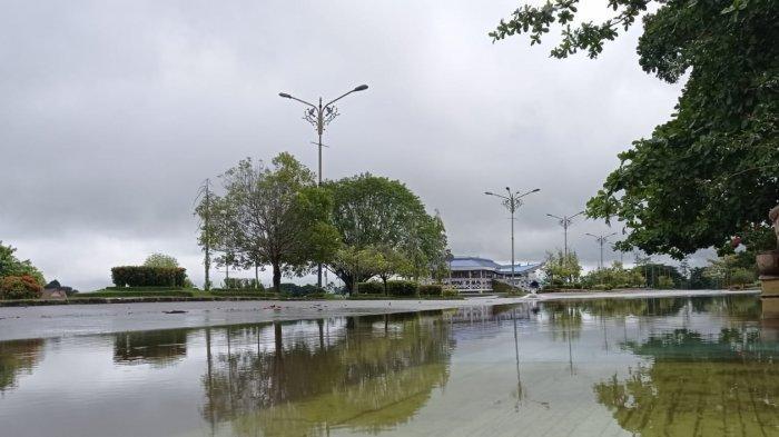 Prakiraan Cuaca di Malinau, Waspada Hujan Petir Berpotensi Terjadi Siang dan Sore Ini