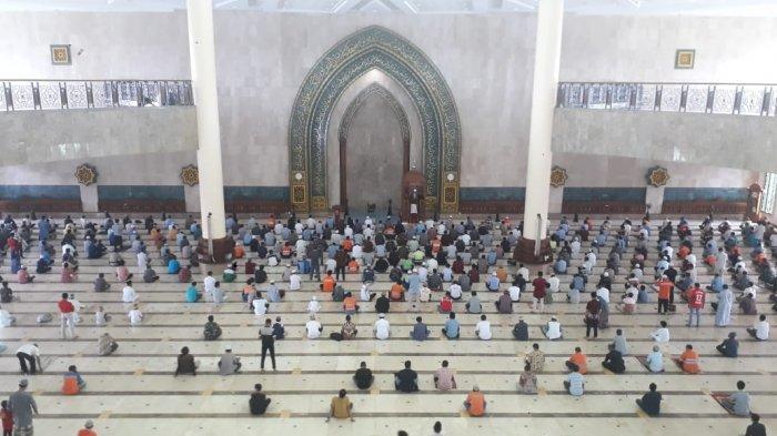 Antisipasi Lonjakan Covid-19 Jelang Idul Fitri di Kutim, Panduan Ibadah Diperketat