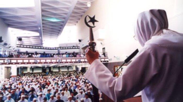 Hukum Khutbah Shalat Idul Fitri 2021/1442 H, Lengkap dengan Panduan dan Contoh Khutbah Singkat