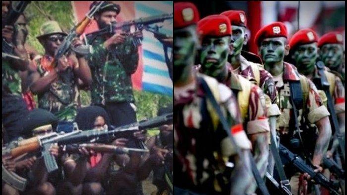 TERKUAK Identitas Anggota KKB Papua yang Tewas Baku Tembak Sama Kopassus TNI, Punya Jabatan Penting