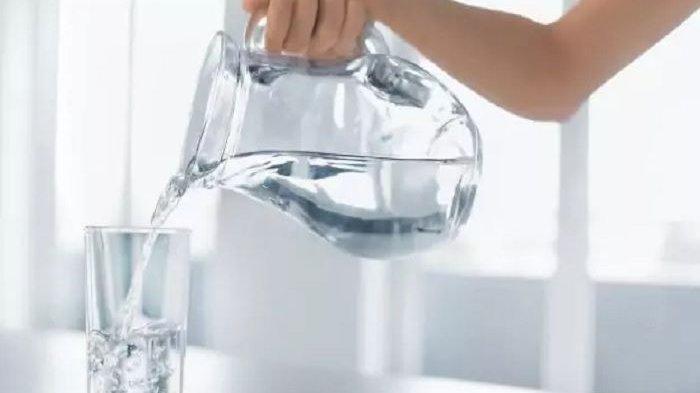Ini Masalah yang Timbul Akibat Anda Kurang Minum Air Putih, Diantaranya Gangguan Fungsi Otak