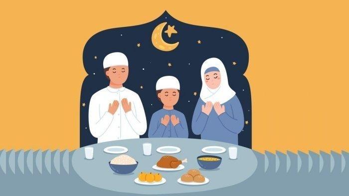 Tidur Lagi Setelah Makan Sahur, Waspada Penyakit Mengintai, Makanan Tak Tercerna dengan Baik