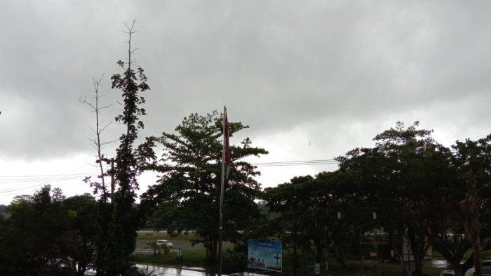 Prakiraan Cuaca Bulungan Kalimantan Utara Hari Ini, Minggu 6 Juni 2021 Mendung dan Hujan Siang Nanti