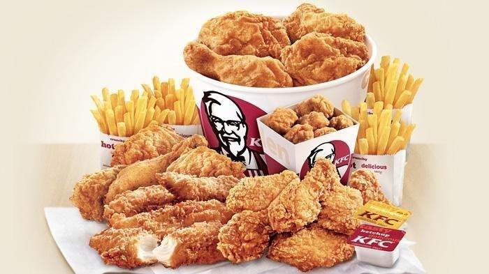 Dapatkan 10 Potong Ayam Cuma Rp 90.000 di KFC Kamis 1 April 2021, Ini Syarat dan Ketentuannya
